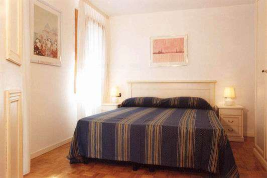 Double bedroom Serenissima apartment